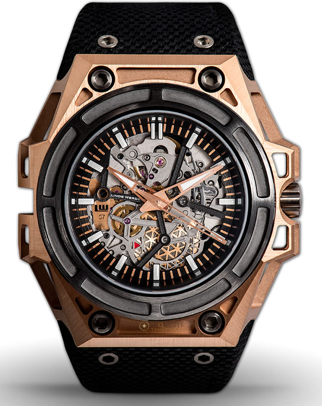 Linde Werdelin New Model Men's watches