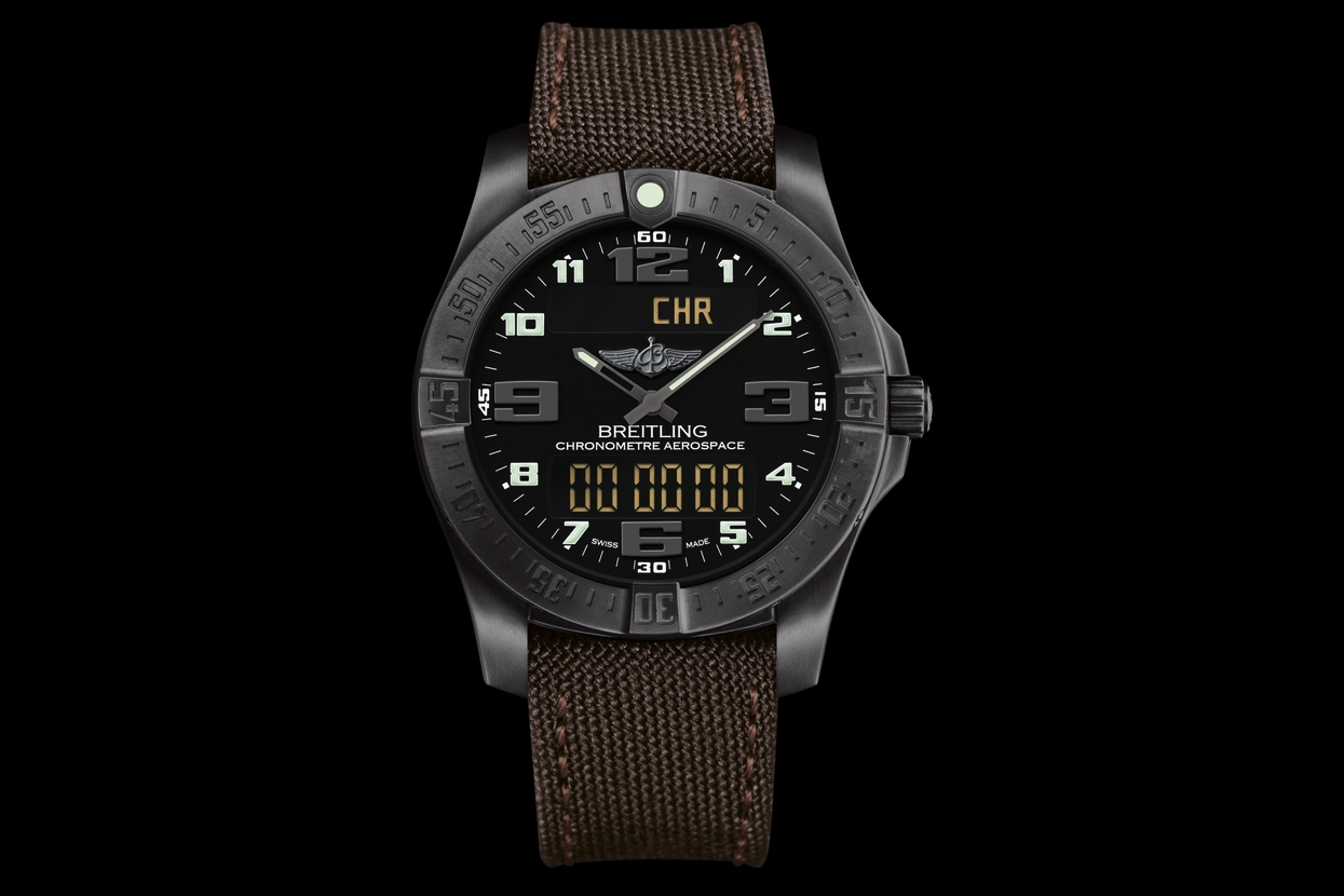 A Watch Has Longstanding Function-Breitling Aerospace Evo