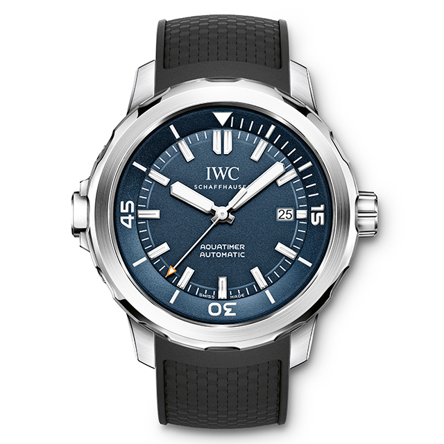 IWC Schaffhausen New Aquatimer 'Expedition Jacques-Yves Cousteau'