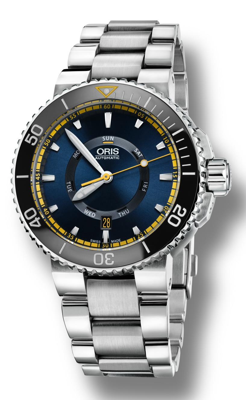 Front of Oris Great Barrier Reef Limited Edition II