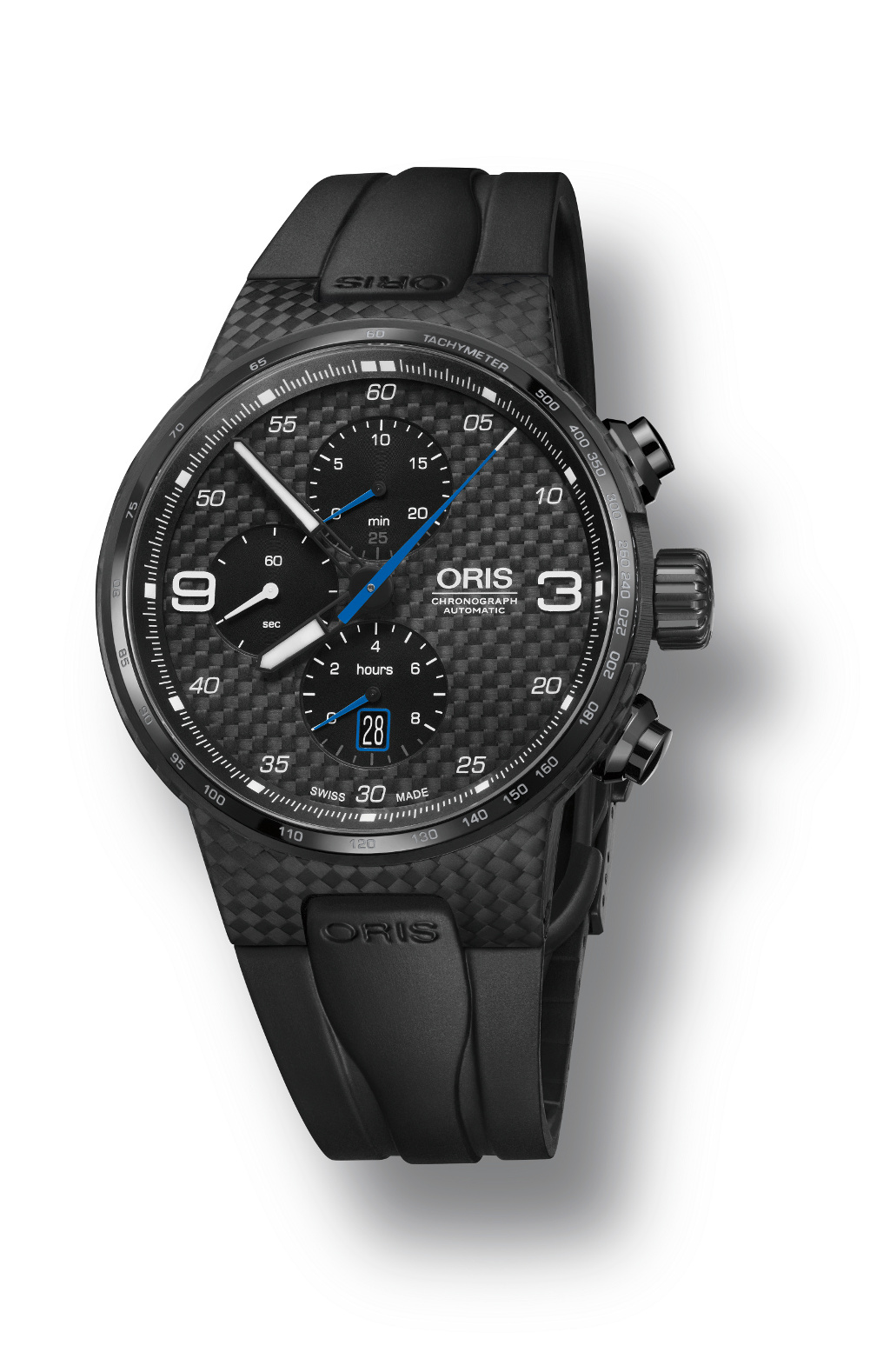 Front of Oris Williams Valtteri Bottas Limited Edition