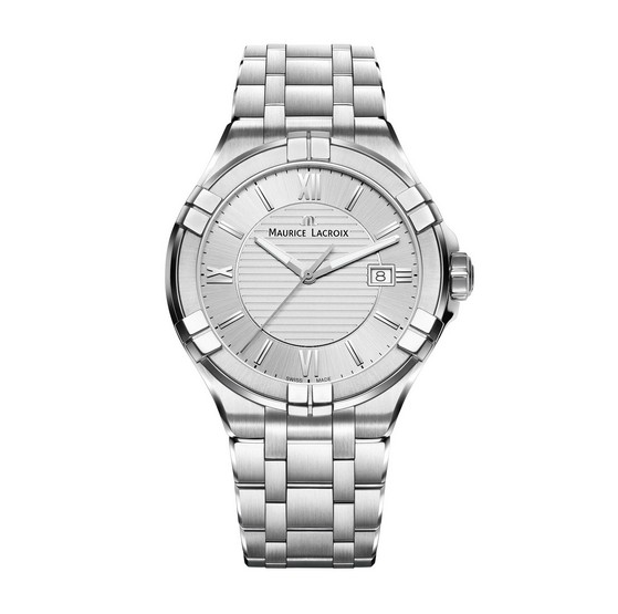 Front of Maurice Lacroix Aikon Gents 42mm