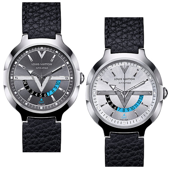 Louis Vuitton GMT watch 02