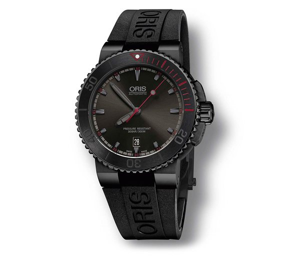Front of Oris El Hierro limited edition